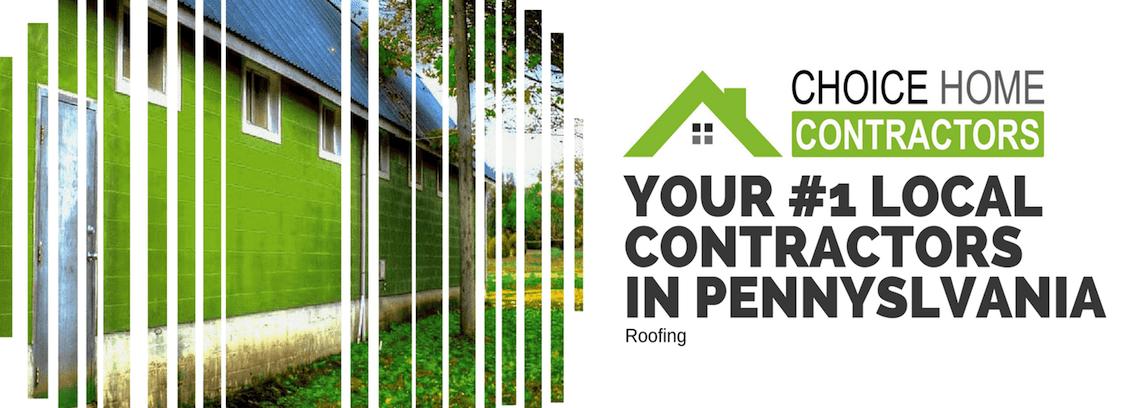 Roofers in Scranton PA | Scranton Choice Home Contractors Logo
